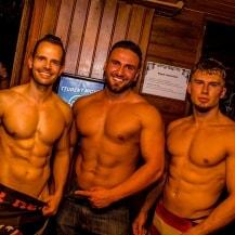 Entertainment, stripper op ladies night