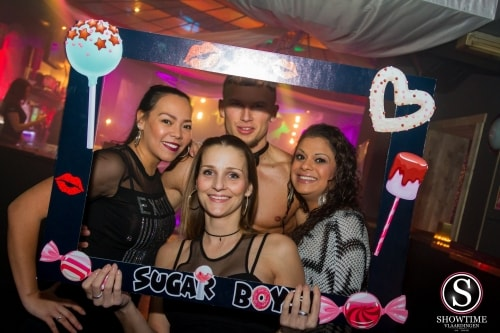 Party foto's ladiesnight Vlaardingen