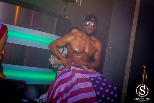Stripper choco prince in Vlaardingen
