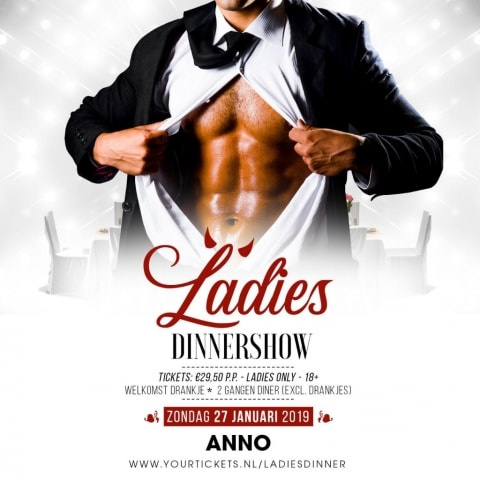 ladies diner anno almere